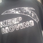 Keep Moving Tim Gardner