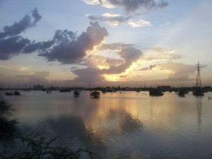 Nile River Sunset